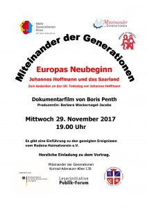 Plakat Johannes Hoffmann 291117 klein